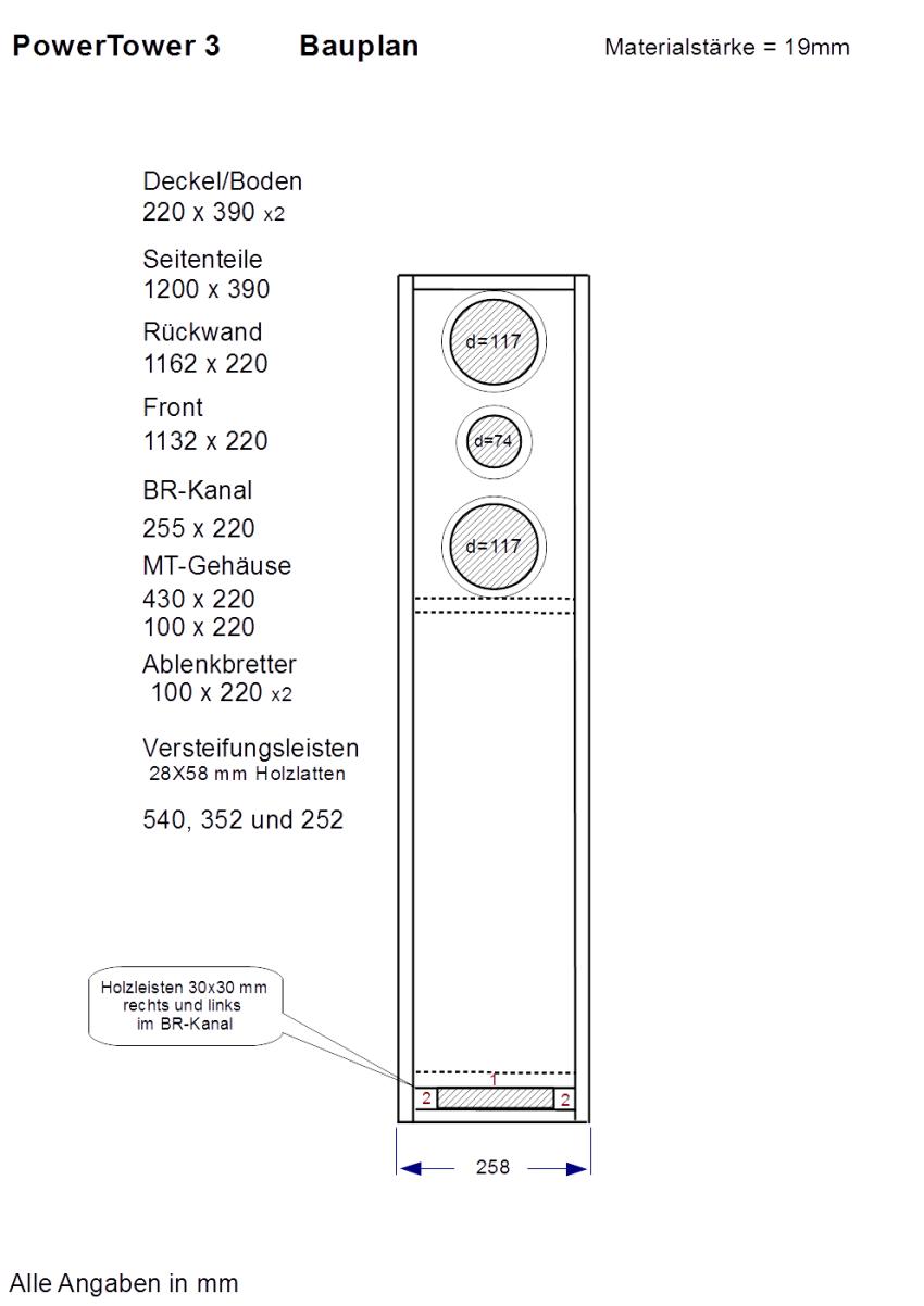 PowerTower3  Bauplan S1 850x1203